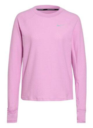 Nike Laufshirt Sphere rosa