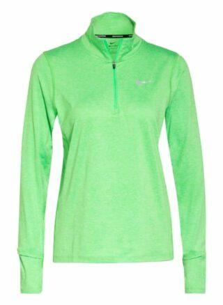 Nike Laufshirt gruen