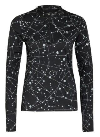 Nike Laufshirt schwarz