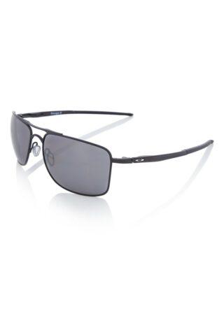 Oakley Spur 8 OO4124 polarisierte Sonnenbrille Herren, Schwarz