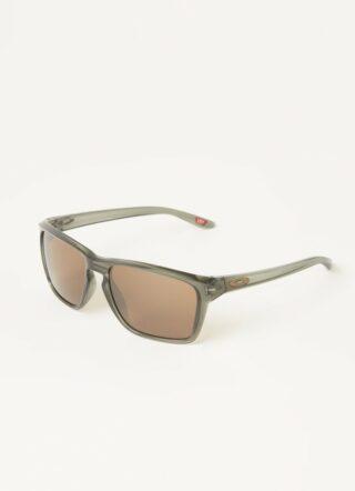 Oakley Sylas OO9448 Sonnenbrille Herren, Grün
