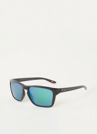 Oakley Sylas Prizm OO9448 Sonnenbrille Herren, Schwarz