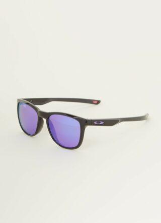 Oakley Trillbe  OO9340 polarisierte Sonnenbrille Herren, Schwarz