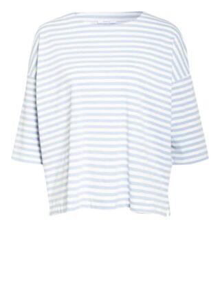 Opus Shirt Seifen Mit 3/4-Arm blau