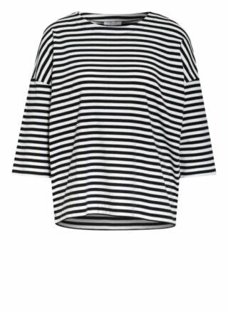 Opus Shirt Seifen Mit 3/4-Arm schwarz