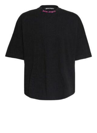 Palm Angels Oversized-Shirt schwarz