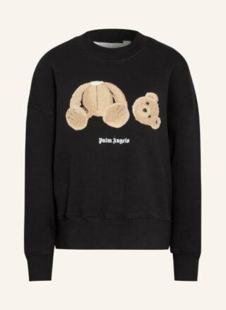 Palm Angels Sweatshirt schwarz