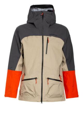 Peak Performance Outdoor-Jacke Vislight C beige