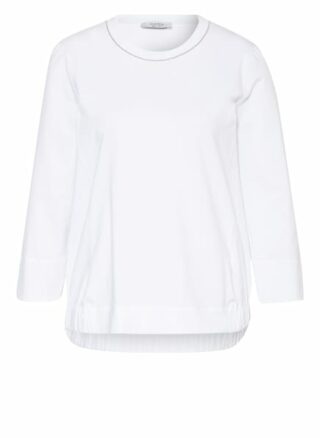 Peserico Shirt Mit 3/4-Arm weiss