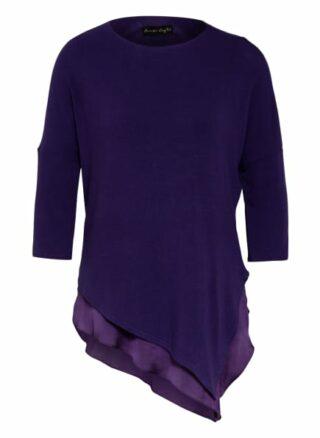 Phase Eight Pullover Maisha Mit 3/4-Arm violett