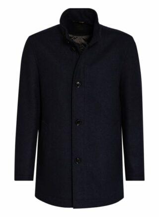 Pierre Cardin Mantel blau
