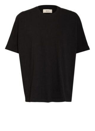 PREACH Oversized-Shirt Herren, Schwarz