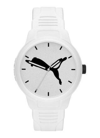 Puma V2 Watch P5012 Uhr Herren, Weiß