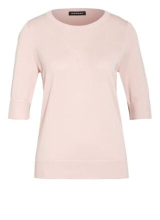 Repeat Pullover Mit 3/4-Arm rosa