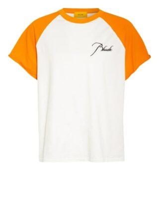 RHUDE Oversized-Shirt Herren, Weiß
