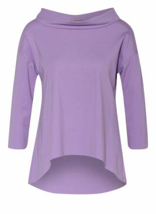 Rinascimento Shirt Mit 3/4-Arm violett