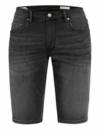 S.Oliver Red Jeans-Shorts schwarz