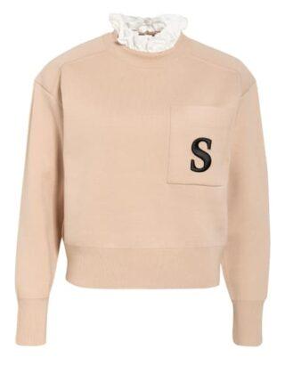 sandro Pullover Damen, Beige