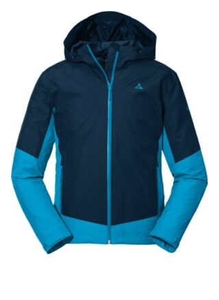 Schöffel Jacke Jacket Wamberg M blau