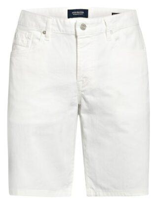 Scotch & Soda Jeans-Shorts weiss
