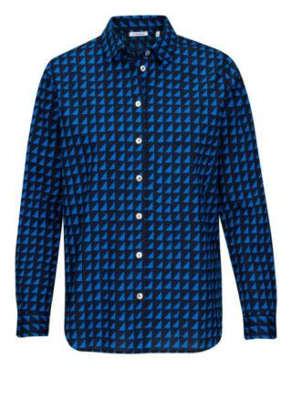 Seidensticker Fashion-Bluse blau