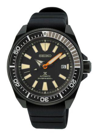 Seiko SRPH11K1 Armbanduhr Herren, Schwarz