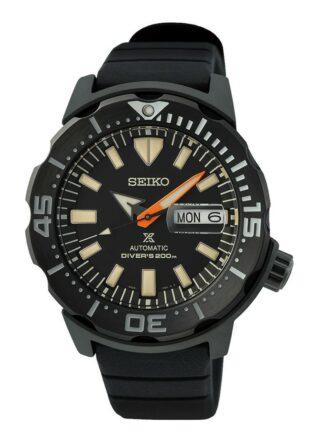 Seiko SRPH13K1 Armbanduhr Herren, Schwarz