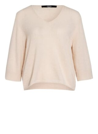 Someday Pullover Tilki Mit 3/4-Arm beige