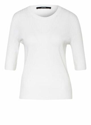 Someday Strickshirt Mit 3/4-Arm weiss