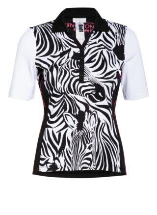 Sportalm Funktions-Poloshirt schwarz