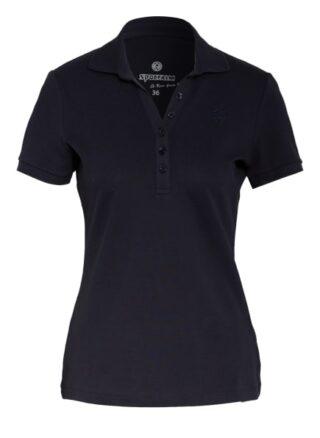 Sportalm Piqué-Poloshirt blau