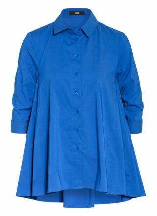 STEFFEN SCHRAUT Hemdbluse Damen, Blau