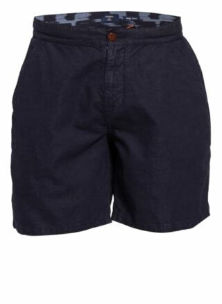 Superdry Shorts Herren, Blau
