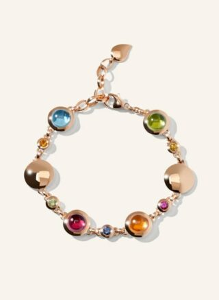 Tamara Comolli Armband Bouton Candy Aus 18 Karat Roségold Mit Edelsteinen rosegold