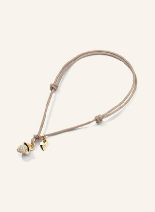 Tamara Comolli Armband Mymikado Aus 18 Karat Gelbgold Mit Diamant Pavé gold