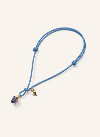 Tamara Comolli Armband Mymikado Aus 18 Karat Gelbgold Mit Iolith gold