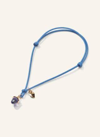 Tamara Comolli Armband Mymikado Aus 18 Karat Roségold Mit Iolith rosegold