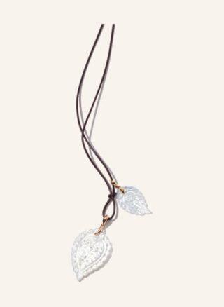 Tamara Comolli Halskette India Aus 18 Karat Roségold Und Perlmutt rosegold
