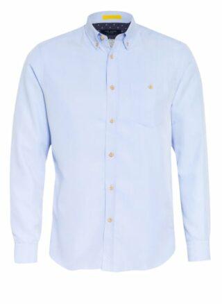 Ted Baker Piktur Oxfordhemd Herren, Blau