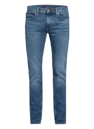 Tommy Hilfiger Core Denton Straight Leg Jeans Herren, Blau