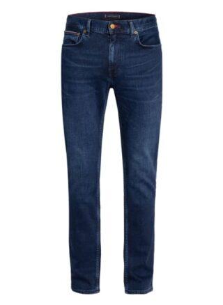 Tommy Hilfiger Denton Straight Leg Jeans Herren, Blau