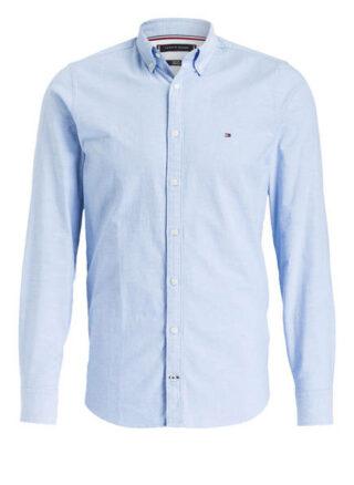 Tommy Hilfiger Oxfordhemd Herren, Blau