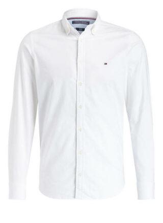 Tommy Hilfiger Oxfordhemd Herren, Weiß