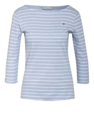 Tommy Hilfiger Shirt Mit 3/4-Arm blau