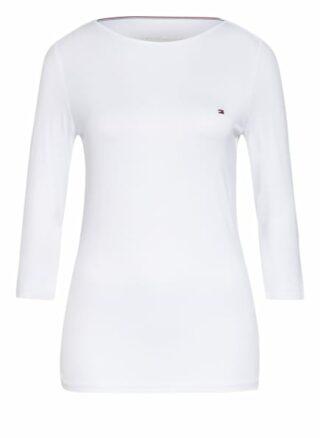 Tommy Hilfiger Shirt Mit 3/4-Arm weiss
