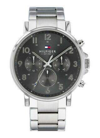 Tommy Hilfiger TH1710382 Armbanduhr Herren, Silber