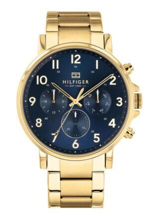 Tommy Hilfiger TH1710384 Armbanduhr Herren, Gold