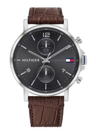 Tommy Hilfiger TH1710416 Armbanduhr Herren, Braun