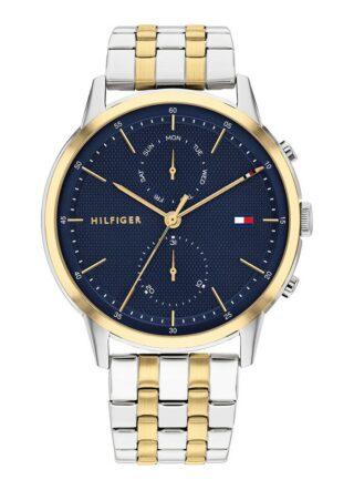 Tommy Hilfiger TH1710432 Armbanduhr Herren, Silber