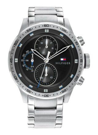 Tommy Hilfiger TH1710434 Armbanduhr Herren, Silber